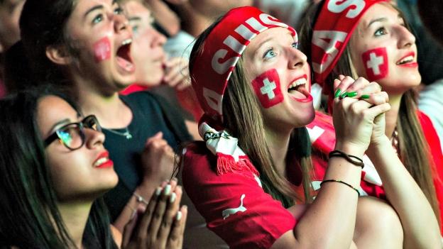 Die Schweizer WM-Spiele im Schnelldurchlauf