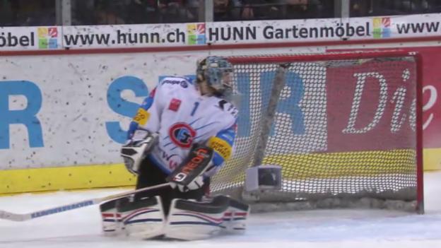 Video «Höhepunkte ZSC Lions - Fribourg» abspielen