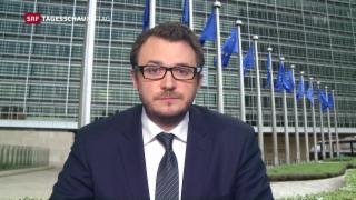 Video «Entwürfe für EU-Asylreform präsentiert» abspielen