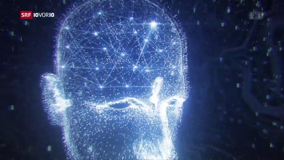 Video «FOKUS: Serie «Künstliche Intelligenz: Maschinen unter uns»» abspielen