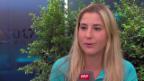 Video «Premiere: Bencic erstmals ohne Vater unterwegs» abspielen