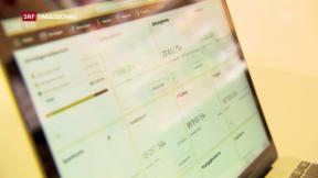 Video «Postfinance rüstet Software auf» abspielen