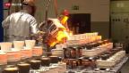 Video «Starker Franken drückt auf Unternehmen» abspielen