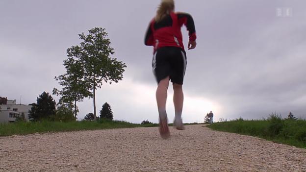 Video «Kurzes Joggen so gut wie langes» abspielen