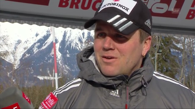 Bob: Interview mit Beat Hefti («sportlive»)