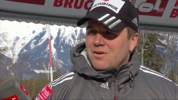 Video «Bob: Interview mit Beat Hefti («sportlive»)» abspielen