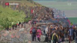 Video «Das Sicherheitsempfinden der Schweizer» abspielen
