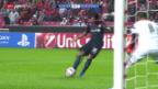 Video «CL: Benfica Lissabon - Olympiakos Piräus» abspielen