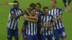Video «Nachrichten Fussball-Transfers» abspielen