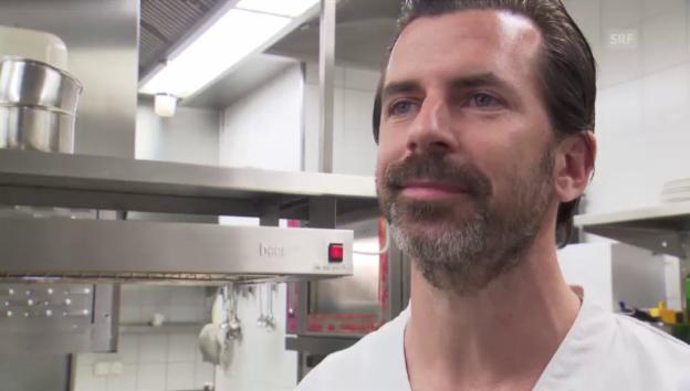 Video «Andreas Caminada eröffnet in Bad Ragaz sein zweites Restaurant» abspielen