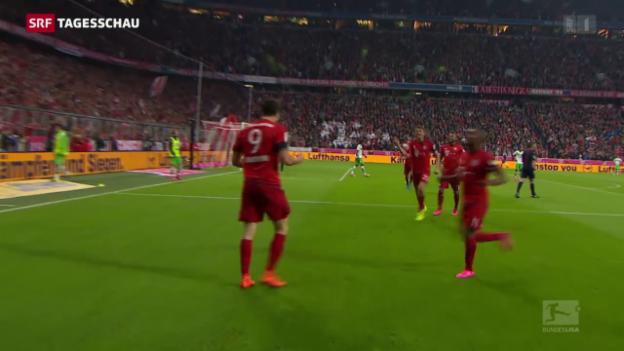 Video «Lewandowski im Goal-Rausch» abspielen
