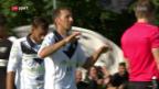 Video «Cup, Köniz - Lugano» abspielen