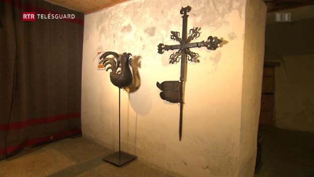 Laschar ir video «500 onns refurmaziun – Exposiziun al museum regiunal Glion»