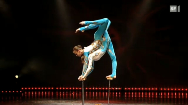 Video «Young Stage Circus Festival Basel» abspielen