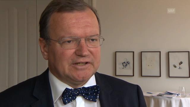 Claude Longchamp zur «Volkswahl des Bundesrates»