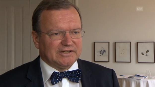 Video «Claude Longchamp zur «Volkswahl des Bundesrates»» abspielen