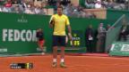 Video «Tennis: Wawrinka siegt gegen Ferrer» abspielen