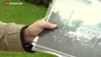 Video «Deutsche Kleinstadt gedenkt Anfang der «Montagsdemos»» abspielen