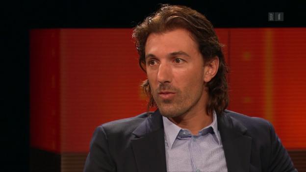 Video «Cancellara: «Authentizität ist im Radsport noch wichtiger als anderswo»» abspielen