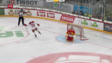 Link öffnet eine Lightbox. Video Lausanne bezwingt Biel im Penaltyschiessen abspielen