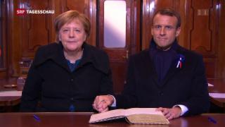 Video «Gedenken 1. Weltkrieg» abspielen