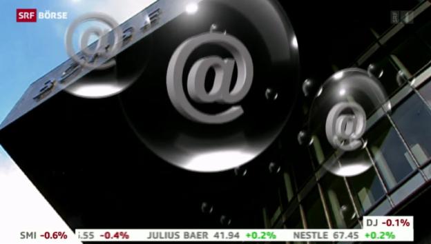 Video «SRF Börse vom 19.11.2013» abspielen