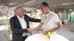 Video «Von Bergen trifft Conz» abspielen
