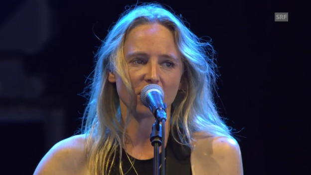 Video «Lissie - «When I'm Alone» Gurtenfestival» abspielen