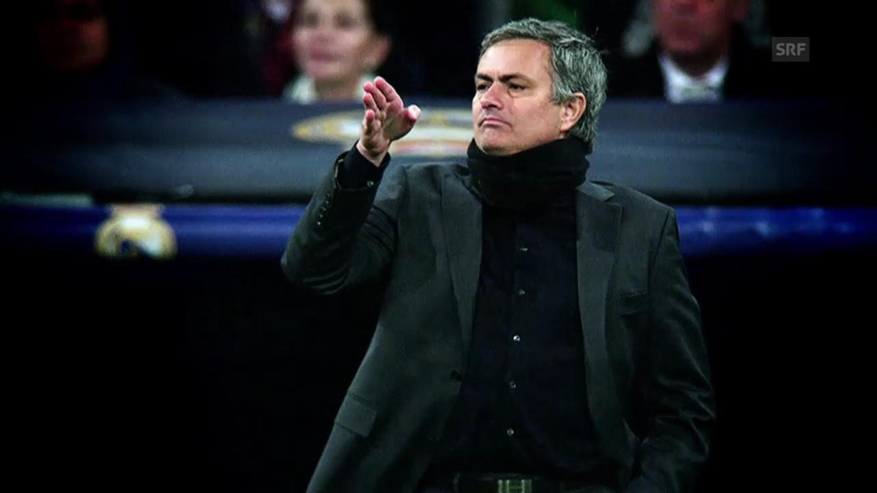 Fussball: José Mourinho is back