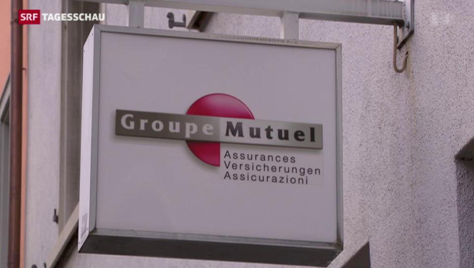 Groupe Mutuel hat Aufsichtspflicht «schwer verletzt»