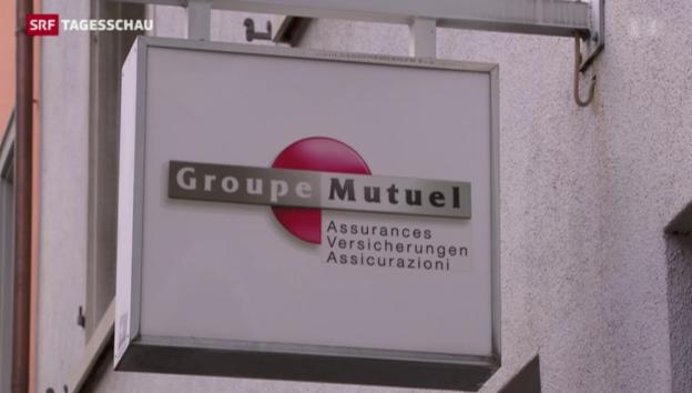 Video «Groupe Mutuel hat Aufsichtspflicht «schwer verletzt»» abspielen
