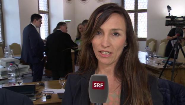 Video «Einschätzungen von SRF-Korrespondentin Nicole Frank» abspielen