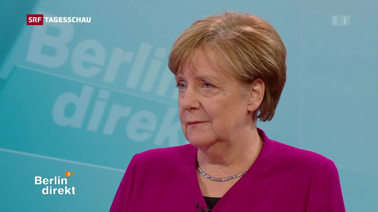 Das Merkel-Interview zum Koalitionsvertrag