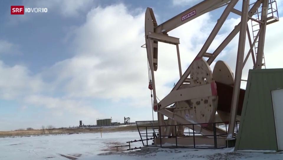 Fracking: Schöner Schein, hässliche Realität