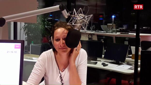 Laschar ir video «Co è stada la chatscha per Silvana Stecher»