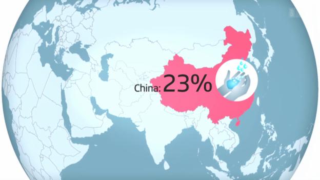 Video «Händewaschen weltweit» abspielen