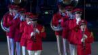 Video «Swiss Army Central Band, Schweiz» abspielen