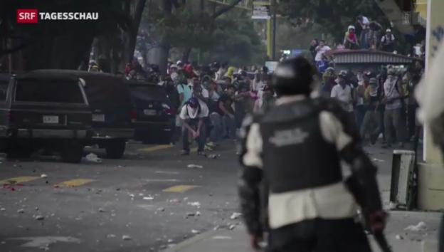 Video «Venezuela» abspielen