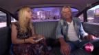Video «Matthias Reim zu Gast bei Nicole Berchtold in der Limo» abspielen