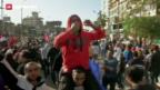 Video «Kein Dialog in Ägypten» abspielen