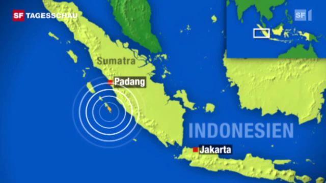 Tsunami fordert Menschenleben