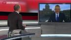 Video «SRF-Bundeshaus-Redaktor Hanspeter Trütsch: «Die Argumente für die Einheitskasse waren zu schwach»» abspielen