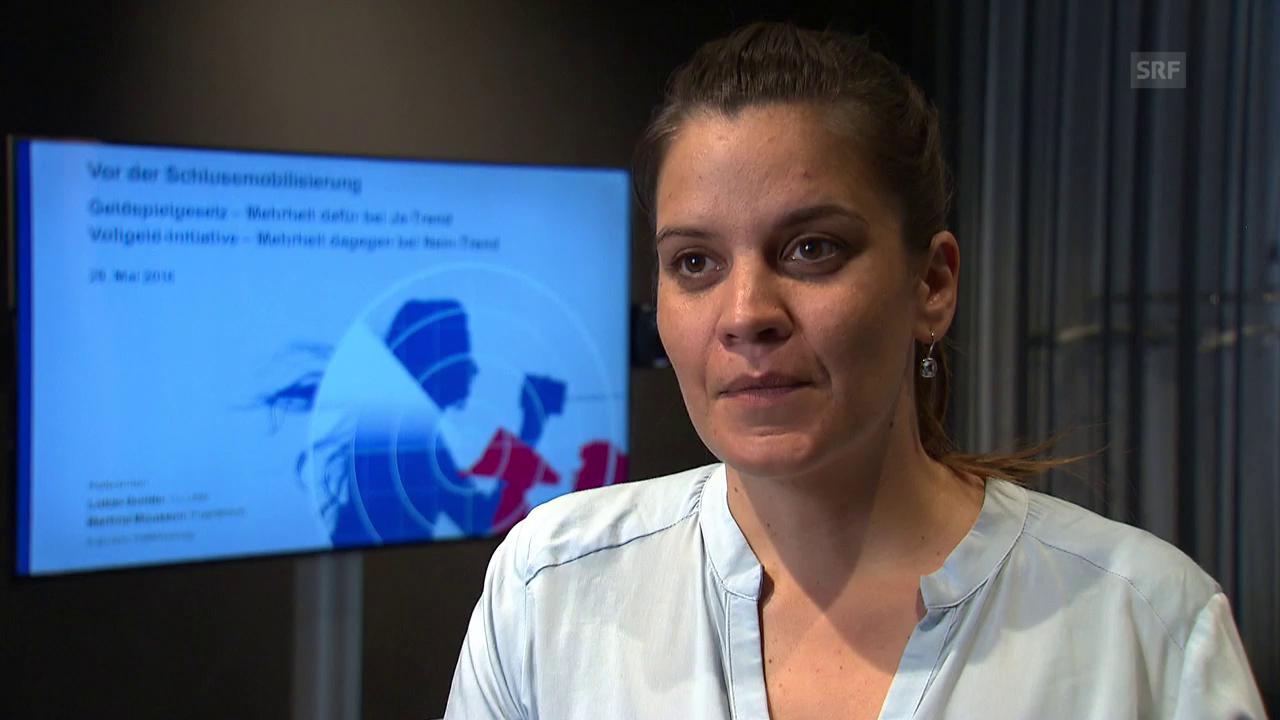 Martina Mousson: «Man ist dagegen, weil man Angst hat vor dem Systemwechsel»