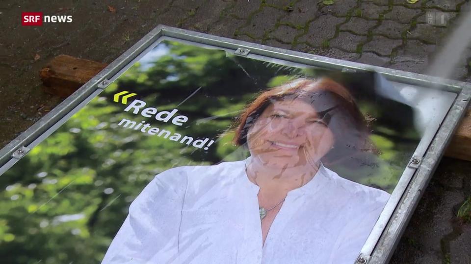 Sitzverluste der SVP im Kanton Aargau