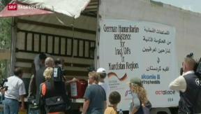 Video «Deutsche Unterstützung im Irak» abspielen