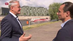Video «Deutsche Aufarbeitungs-Kommission orientiert sich an der Schweiz» abspielen