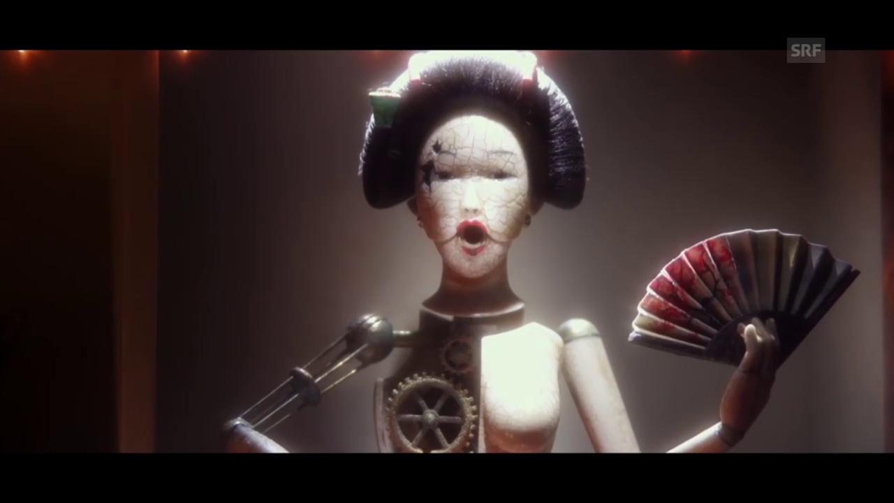 «Anomalisa» Trailer