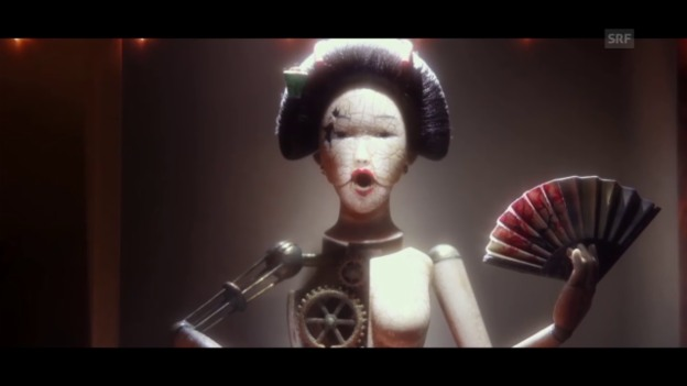 Video ««Anomalisa» Trailer» abspielen