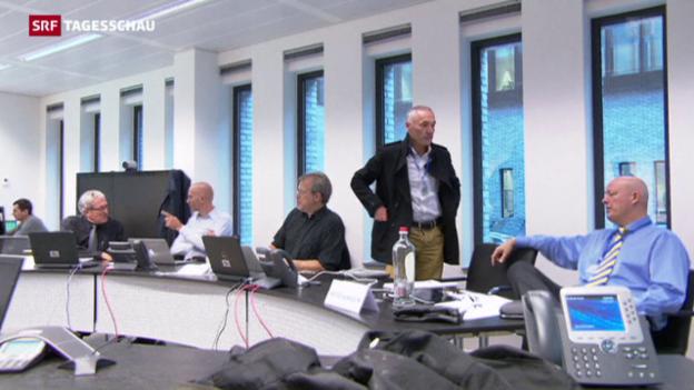 Video «Europol warnt vor Terror-Gefahr» abspielen
