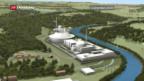 Video «Bau neuer Atomkraftwerke unwahrscheinlich» abspielen